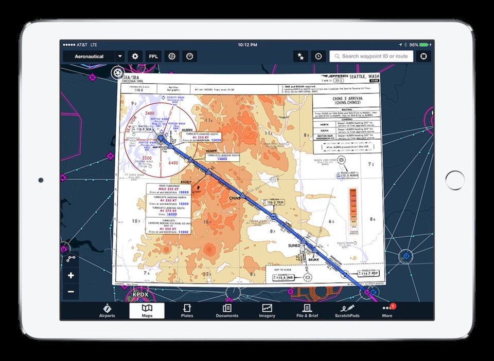 Jeppesen and ForeFlight announce strategic alliance to