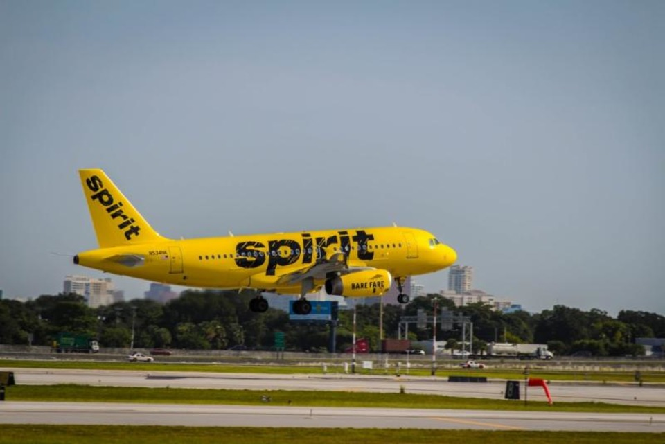 Spirit Airlines Announces Chicago-Cancun Service