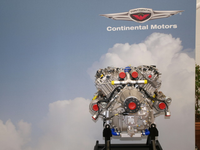 Continental Grows the Diesel Family