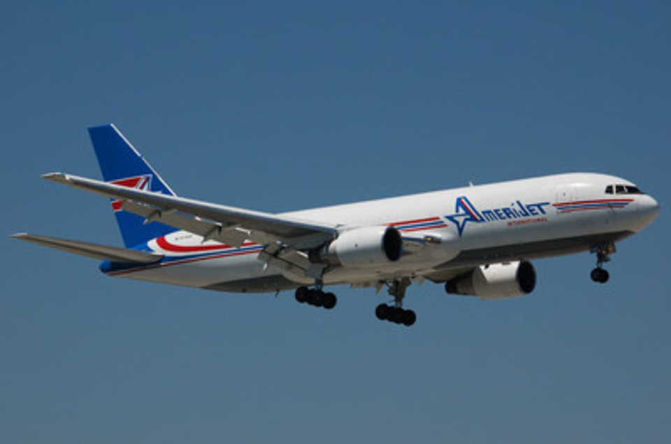 Amerijet International Airlines - First U S  All-Cargo Airline To