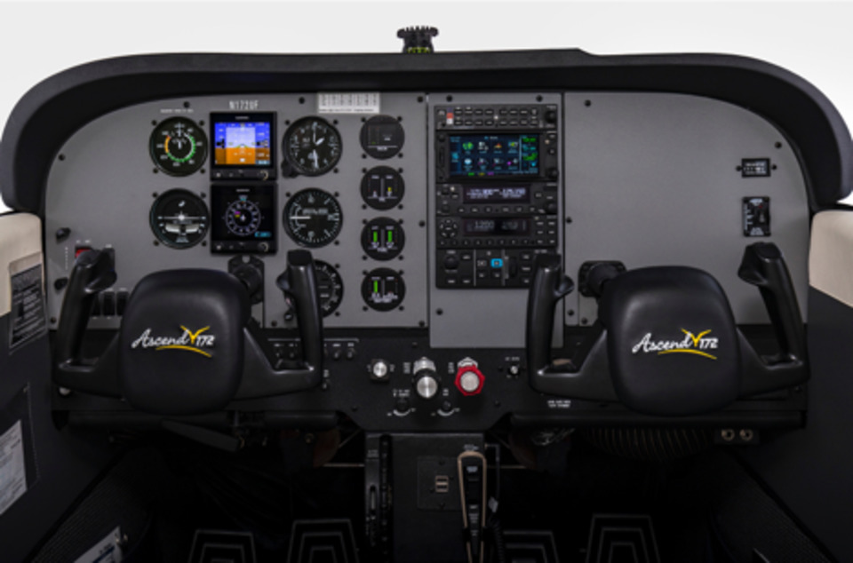 Yingling Ascend 172 at Oshkosh/EAA Will Feature New Garmin