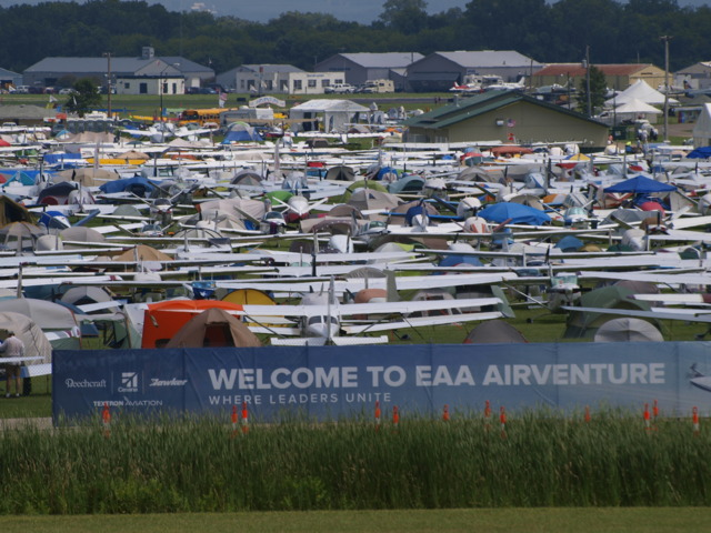 What Was Up at AirVenture 2017?