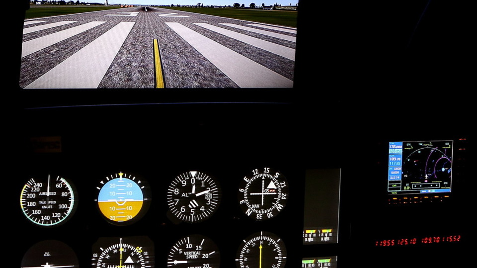 Flight Schools Can Recycle Old Flight Simulators to be