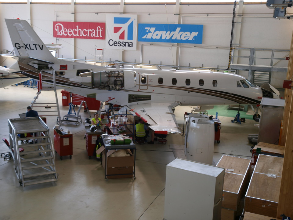 Why Textron Düsseldorf Is a Gem In The Textron Aviation Family