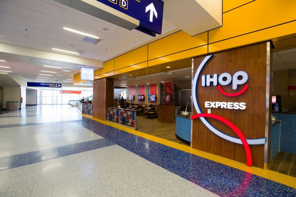 774b418019f IHOP Restaurants Opens Small Format, On The Go Location At Dallas ...