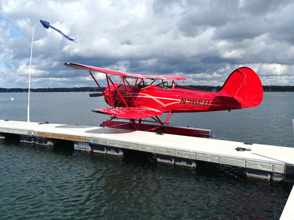 The New Float Plane is Here