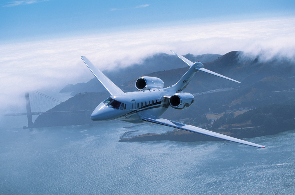 Textron Aviation brings faster connectivity to one of the fastest