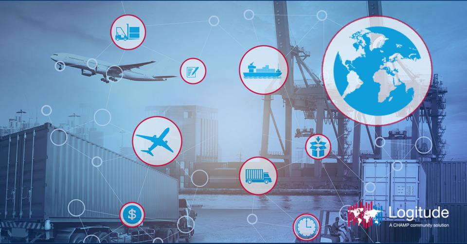 CHAMP Cargosystems Logitude World in Airport Technology