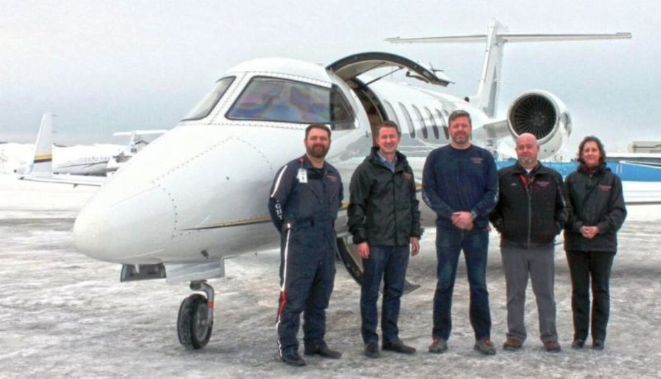 Guardian Flight Transitions to Learjet 45s in Alaska