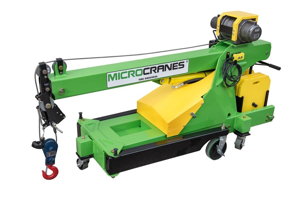 Microcranes Inc M1 Global Model Mini Crane In Shop Equipment