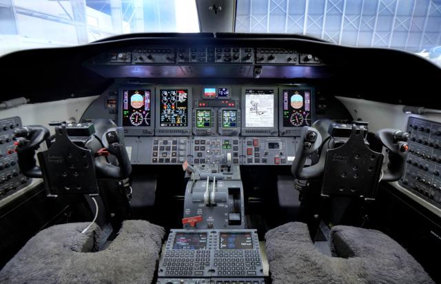 Honeywell S Primus Elite Du 875 Display