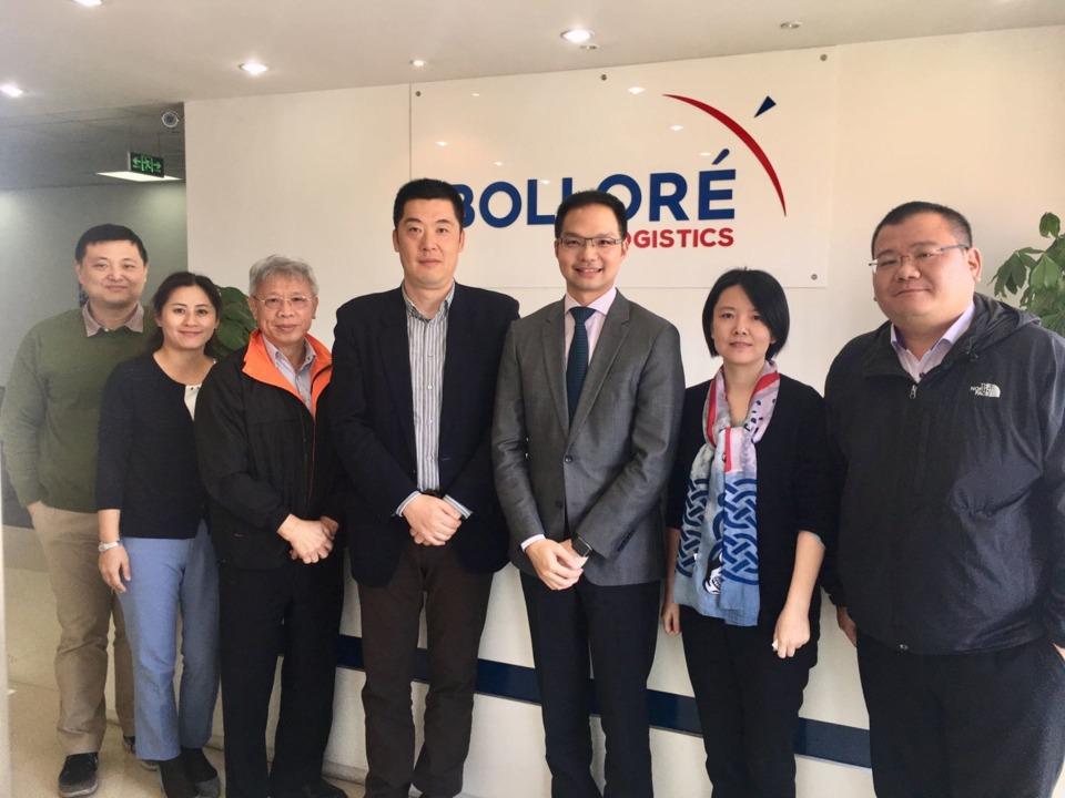 Bolloré Logistics Awarded by IATA as CEIV Pharma in China