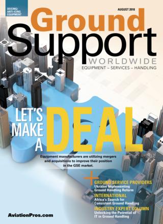 Ground Support Worldwide May 2019 | www AviationPros com