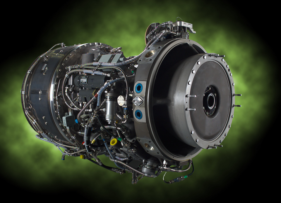 Helicopter Engines