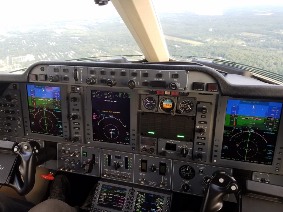 Winner Aviation Completes First Collins Aerospace Pro Line 21