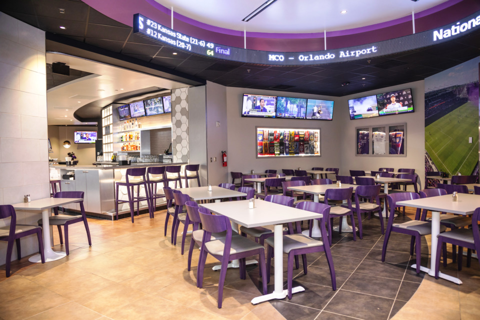 Travelers Score With Orlando City Soccer Club Themed Pub At