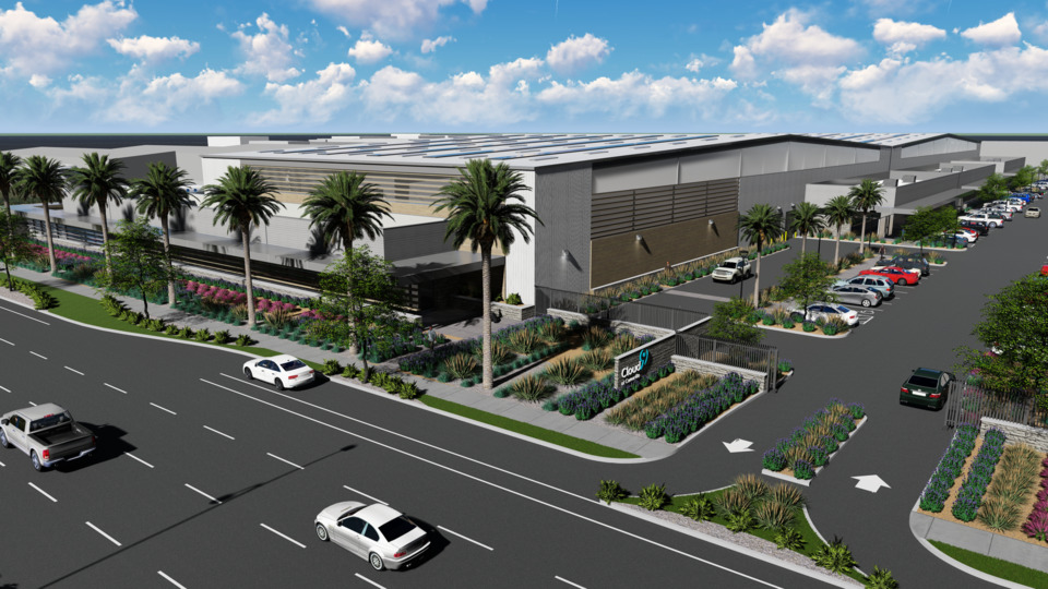 CloudNine: The Jewel of Camarillo Airport