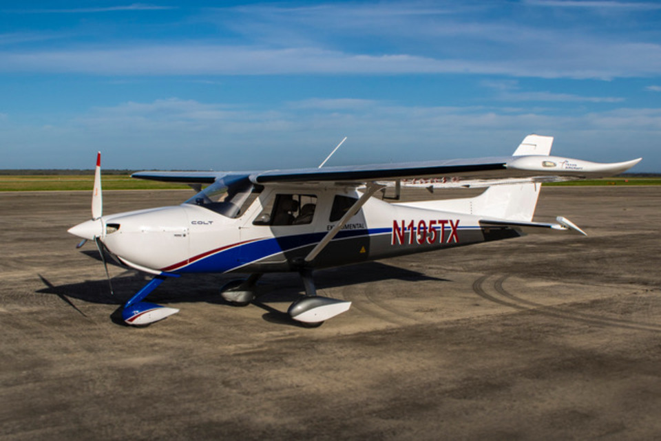 Texas Aircraft Manufacturing Introduces the New-Generation