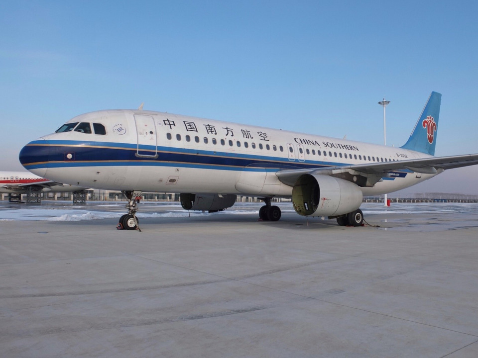 APOC Aviation Acquires Three A320 Airframes for Part-Out in China