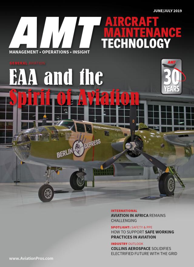 Aircraft Maintenance Technology June/July 2019 | www