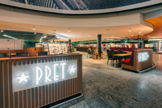 Pret A Manger to Open First Shops in Switzerland in Partnership with SSP