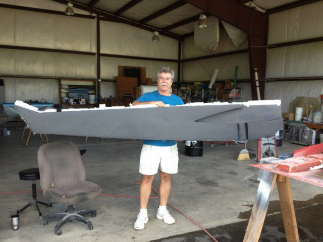 Cabell County Business Developing New Experimental Aircraft