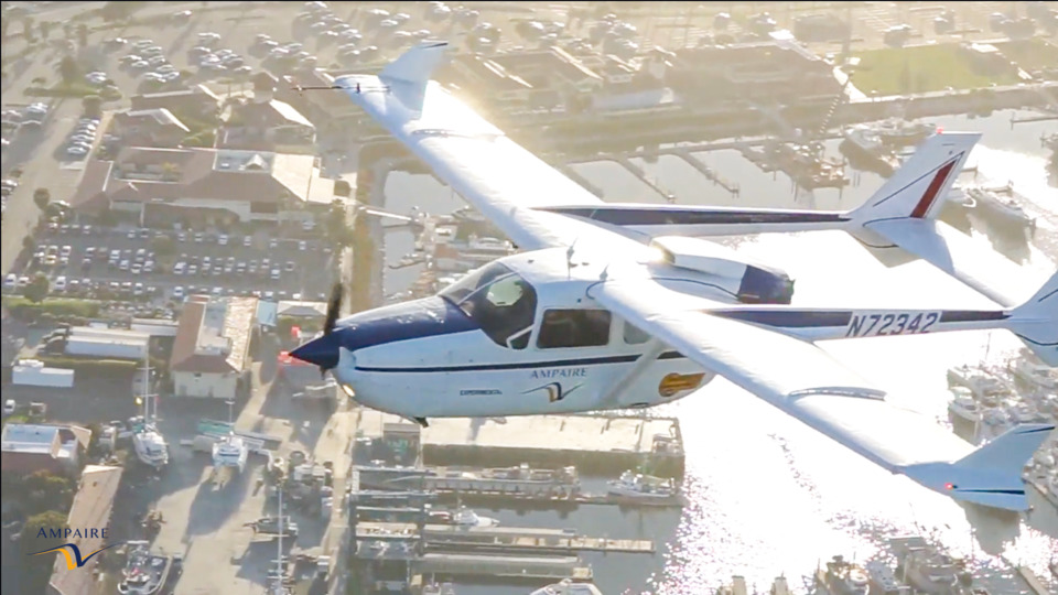 Ampaire Offers First Hybrid Electric Aircraft for Sale to