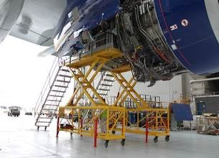 Tools & Equipment > Shop Equipment > Man Lifts, Platforms