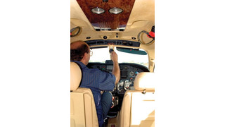 Aircraft Compass Swing
