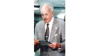Master Mechanic Profile – Frank C. Hannam