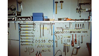 Keeping track of tools