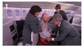 Handling of Passengers with Reduced Mobility