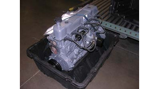 Tractors/Pushbacks/Utility Vehicles: Remanufactured Engines for Tractors