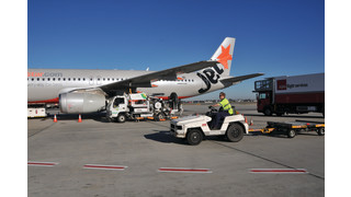 'Fly In/Fly Out' Service Fuels Perth Airport