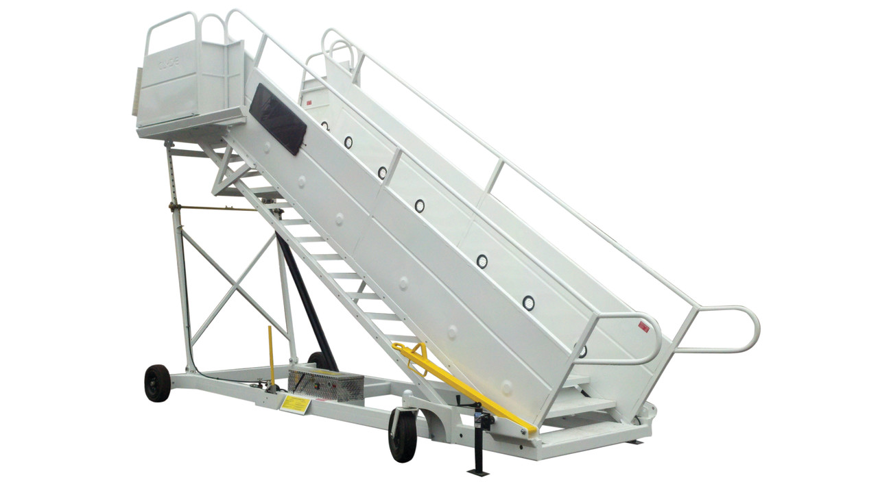 ... Jetways · Towable Stairs