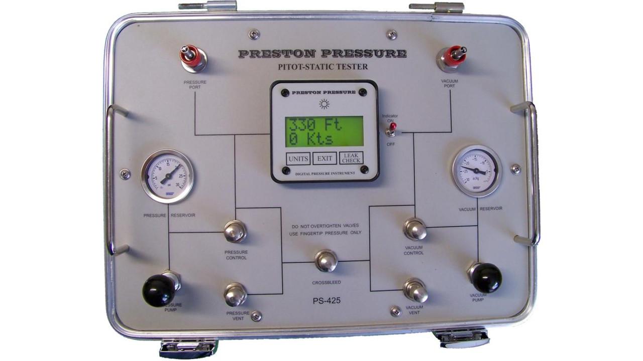 Ps 425 Pitot Static Tester Aviationpros Com