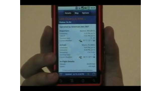 FlightView Android App Demo
