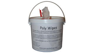 Polywipes Uncured sealant remover