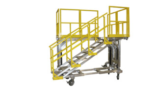 Alpha Series Work Platforms