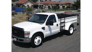 Overhauled Lav Truck