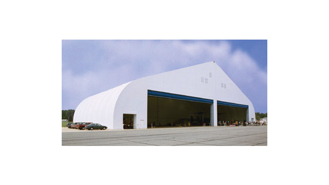 Tension Fabric Hangar
