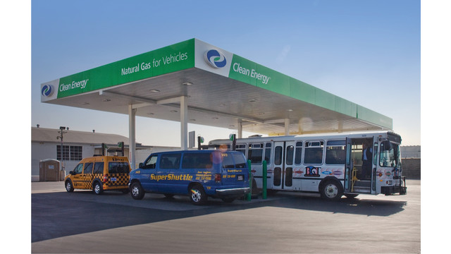 Natural Gas Fueling Stations