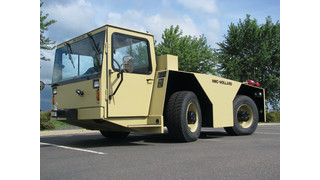 Low Profile Tow Tractor