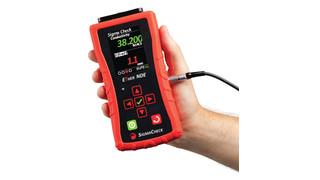 Eddy current conductivity meter