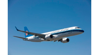 Embraer Delivers 100th Aircraft to the Chinese Market