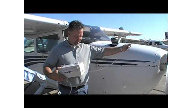 Tempest AA1000EPS Engine Preservation System