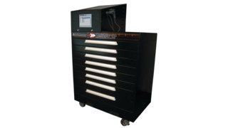 AccuDrawer RFID tool control system