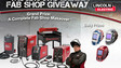The Ultimate Fab Shop Giveaway, Courtesy of Lincoln Electric