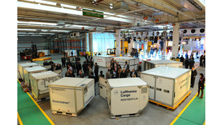 Lufthansa Cargo Opens New Center For Temperature-Controlled Freight In Frankfurt
