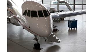 Dassault Falcon's West Palm Beach Satellite Service Station Open
